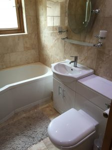 Bathroom Fitting in Bathgate | Bathroom Renovation | Bathroom Tiling | JJS Home Improvements